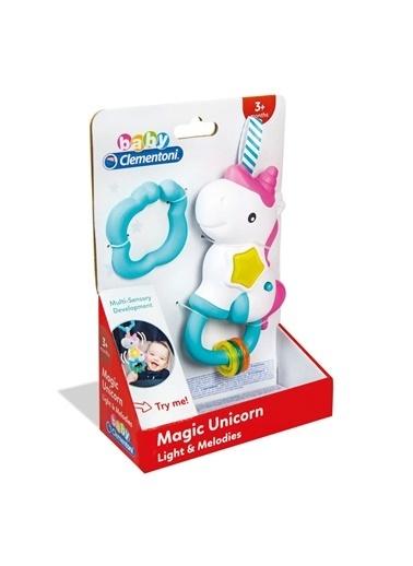 Clementoni Baby  ınteraktif Unicorn Oyuncak 17333 Renkli